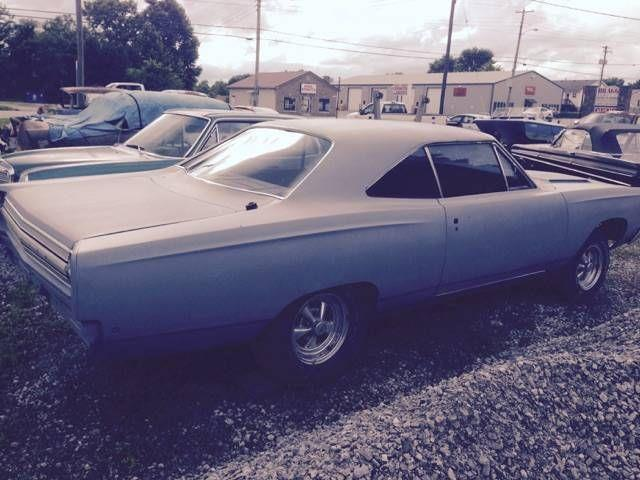 1968 Plymouth Satellite (CC-1429179) for sale in Cadillac, Michigan