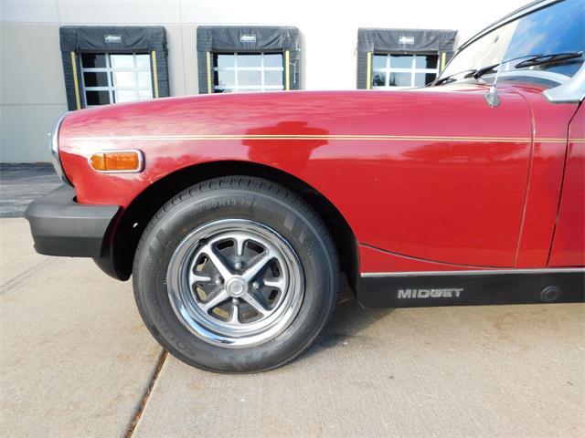 1979 MG Midget (CC-1429180) for sale in O'Fallon, Illinois