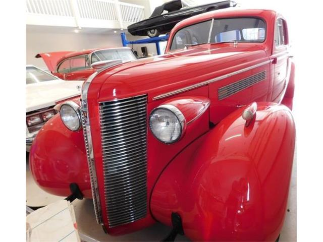 1937 Buick Century (CC-1429182) for sale in Cadillac, Michigan