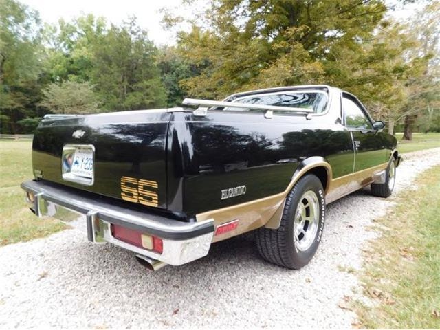 1978 Chevrolet El Camino (CC-1429184) for sale in Cadillac, Michigan