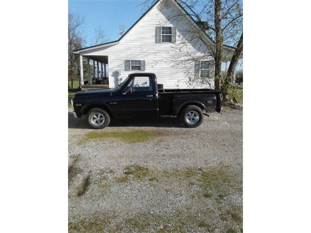 1972 Chevrolet C10 (CC-1429189) for sale in Cadillac, Michigan