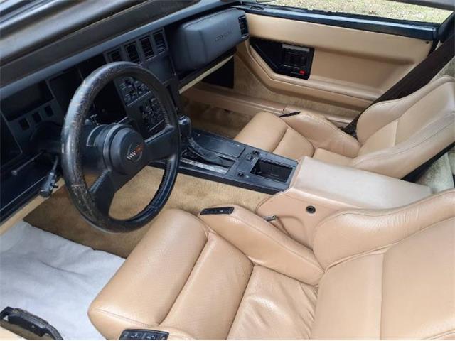 1987 Chevrolet Corvette (CC-1429191) for sale in Cadillac, Michigan