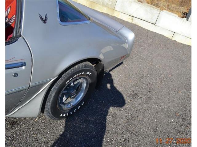 1978 Pontiac Firebird Trans Am (CC-1429195) for sale in Cadillac, Michigan