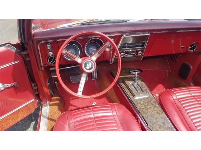 1968 Pontiac Firebird (CC-1429199) for sale in Cadillac, Michigan