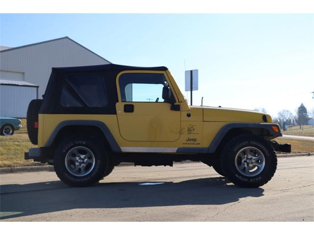 2004 Jeep Wrangler (CC-1429201) for sale in Clarence, Iowa