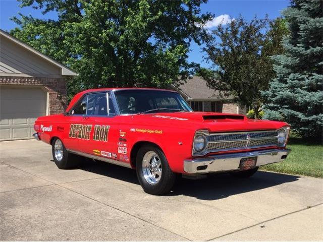 1965 Plymouth Satellite (CC-1429206) for sale in Cadillac, Michigan