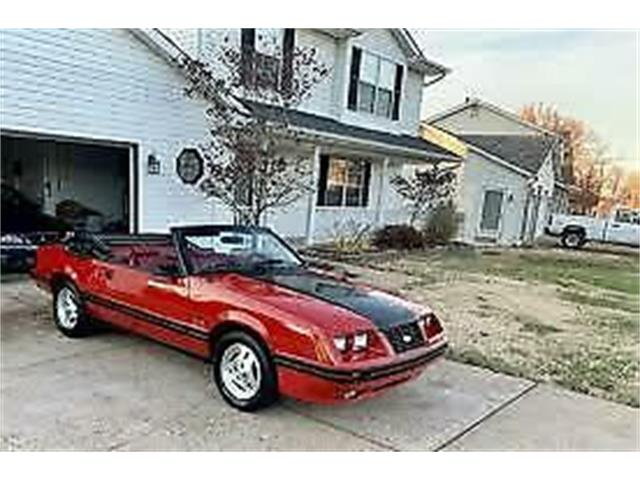1984 Ford Mustang (CC-1429208) for sale in Cadillac, Michigan