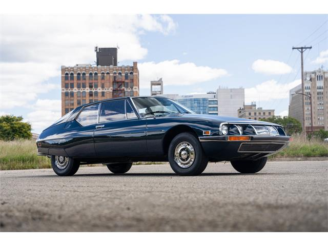 1972 Citroen SM (CC-1420921) for sale in Pontiac, Michigan