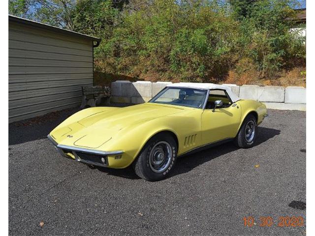 1968 Chevrolet Corvette (CC-1429213) for sale in Cadillac, Michigan