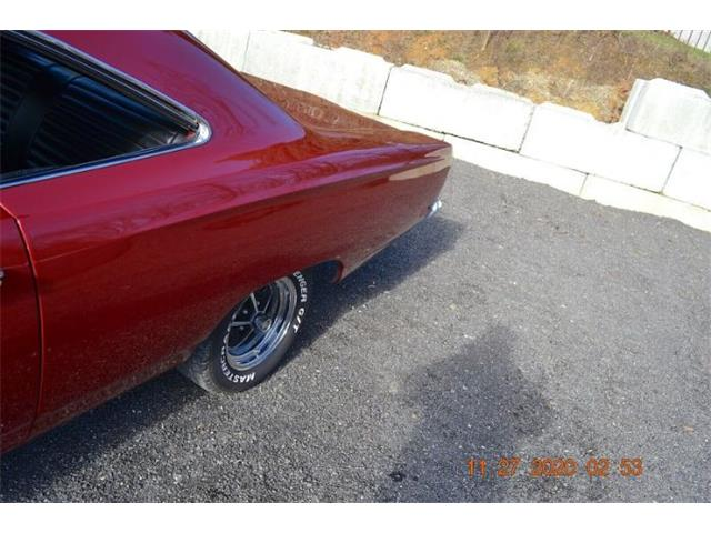 1969 Plymouth Road Runner (CC-1429214) for sale in Cadillac, Michigan