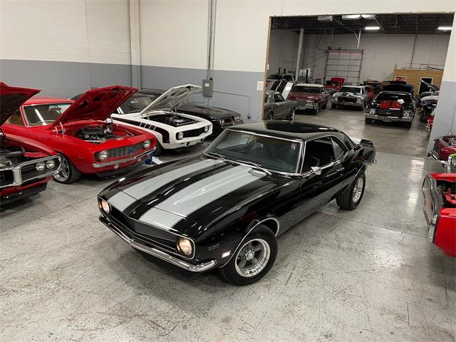 1968 Chevrolet Camaro (CC-1429215) for sale in Addison, Illinois