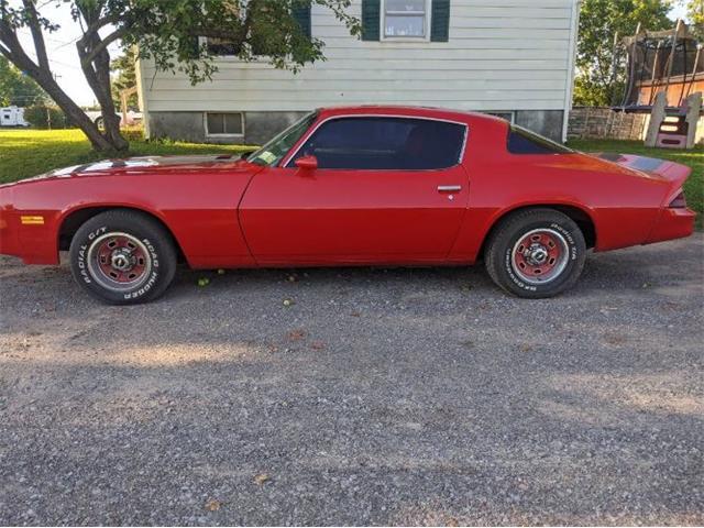 1979 Chevrolet Camaro (CC-1429216) for sale in Cadillac, Michigan