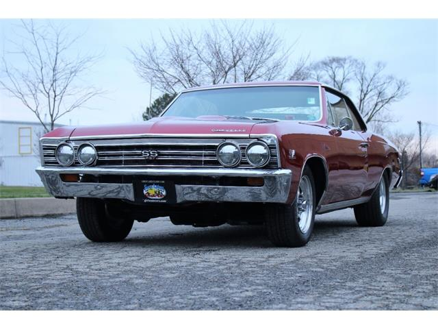 1967 Chevrolet Chevelle Malibu (CC-1429218) for sale in Hilton, New York