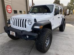 2018 Jeep Wrangler (CC-1420922) for sale in Bend, Oregon