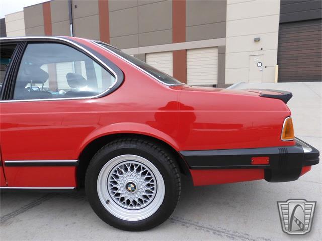 1987 BMW M6 (CC-1429230) for sale in O'Fallon, Illinois