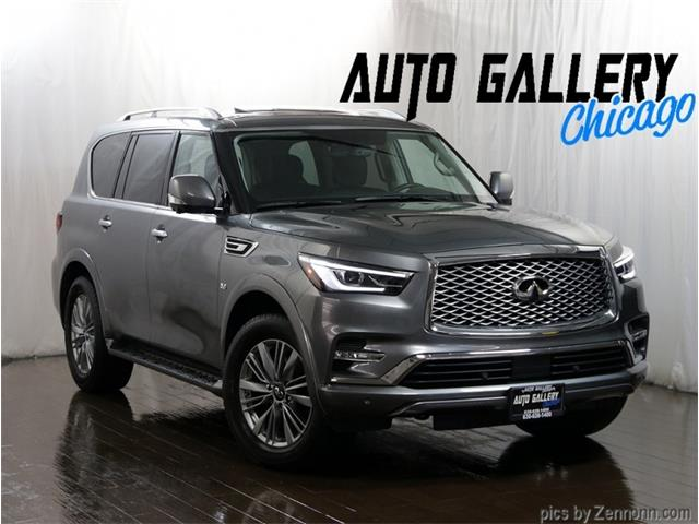 2018 Infiniti QX80 (CC-1429236) for sale in Addison, Illinois