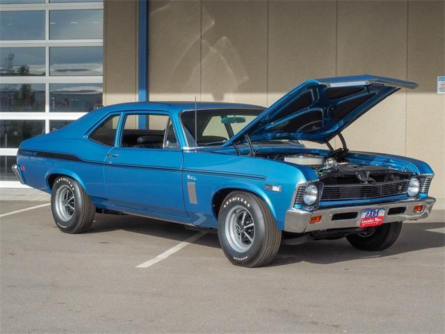 1969 Chevrolet Nova (CC-1429245) for sale in Englewood, Colorado