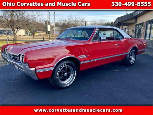 1966 Oldsmobile 442 (CC-1429247) for sale in North Canton, Ohio
