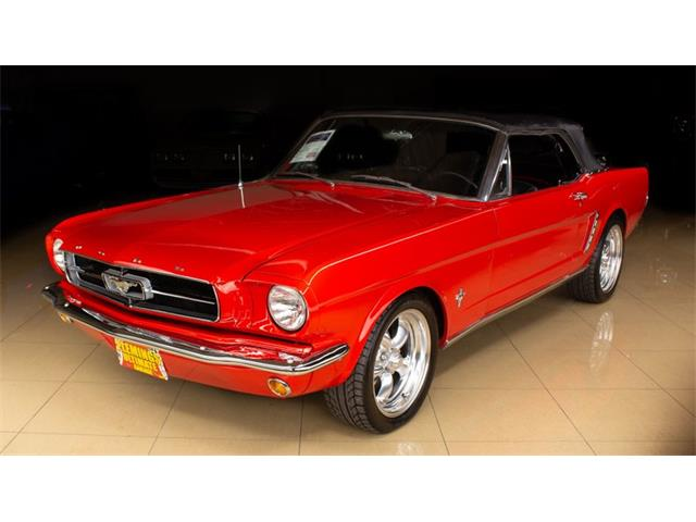 1965 Ford Mustang (CC-1429262) for sale in Rockville, Maryland
