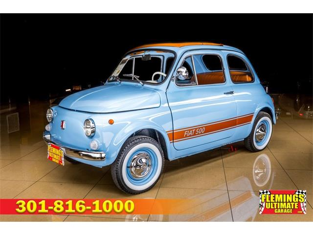 1969 Fiat 500L (CC-1429263) for sale in Rockville, Maryland