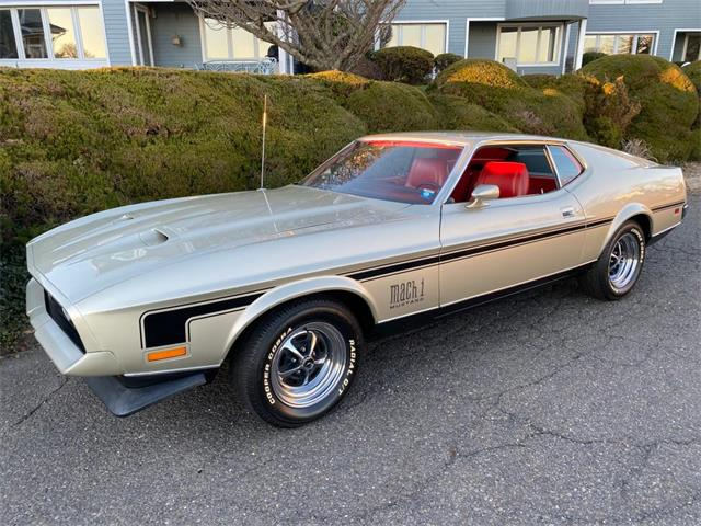1972 Ford Mustang (CC-1429276) for sale in Milford City, Connecticut