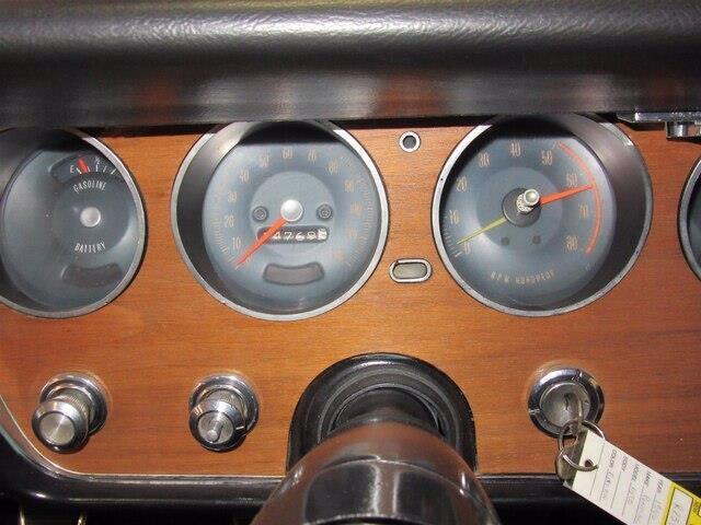 1966 Pontiac GTO (CC-1429280) for sale in Greenwood, Indiana