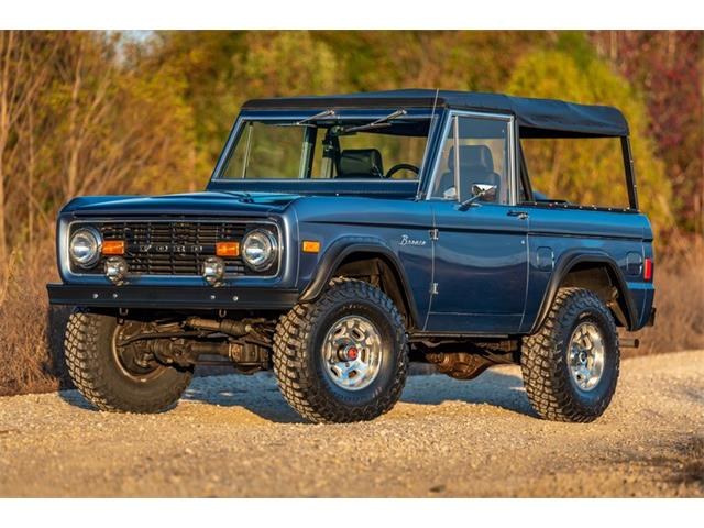 1977 Ford Bronco (CC-1429287) for sale in Collierville, Tennessee