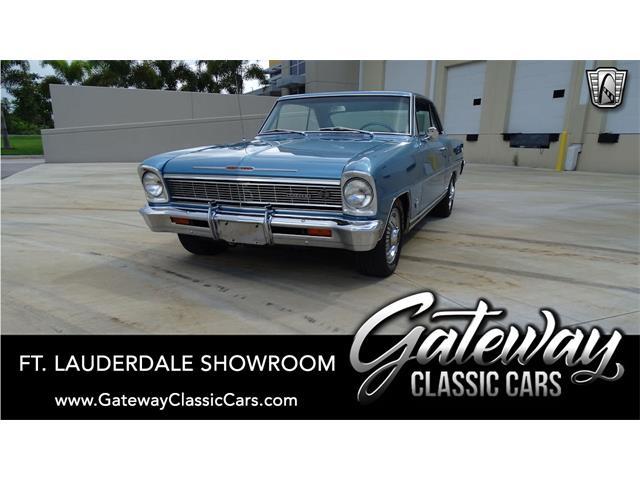 1966 Chevrolet Nova (CC-1429288) for sale in O'Fallon, Illinois