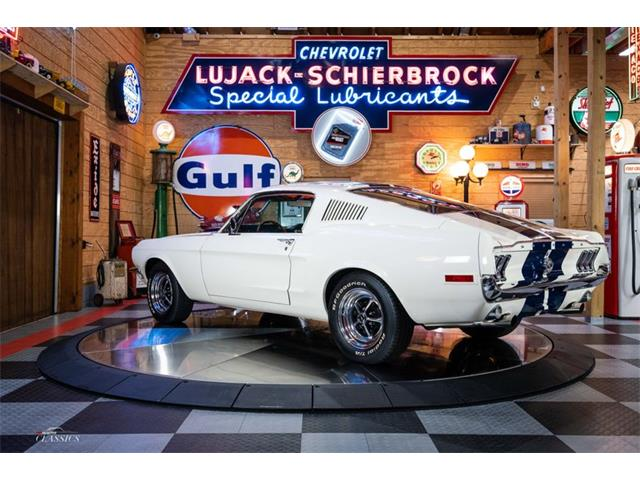1968 Ford Mustang (CC-1429313) for sale in Green Brook, New Jersey