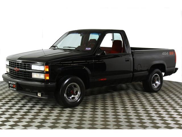 1990 Chevrolet C/K 1500 (CC-1429319) for sale in Elyria, Ohio