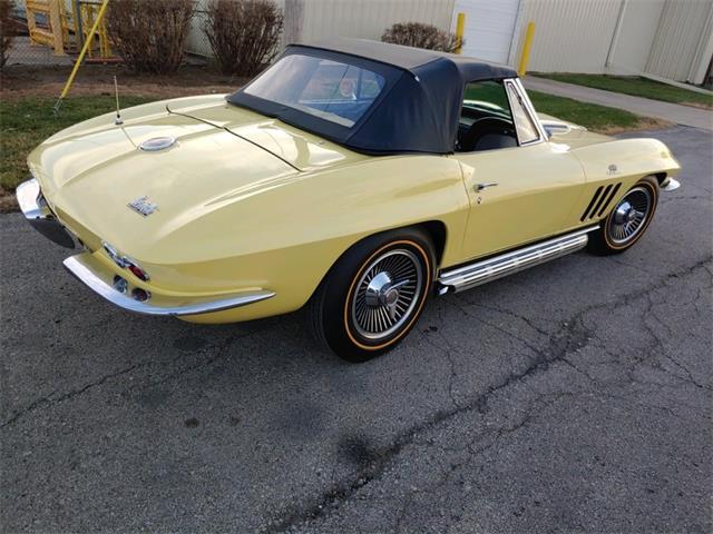 1966 Chevrolet Corvette (CC-1429328) for sale in N. Kansas City, Missouri