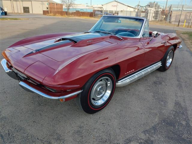 1967 Chevrolet Corvette (CC-1429331) for sale in N. Kansas City, Missouri