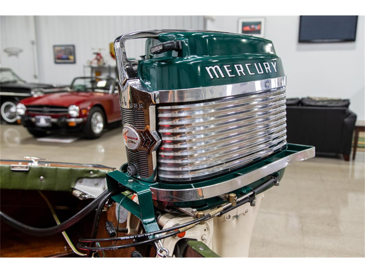 1958 Champion Recreational Vehicle (CC-1420935) for sale in Seekonk, Massachusetts