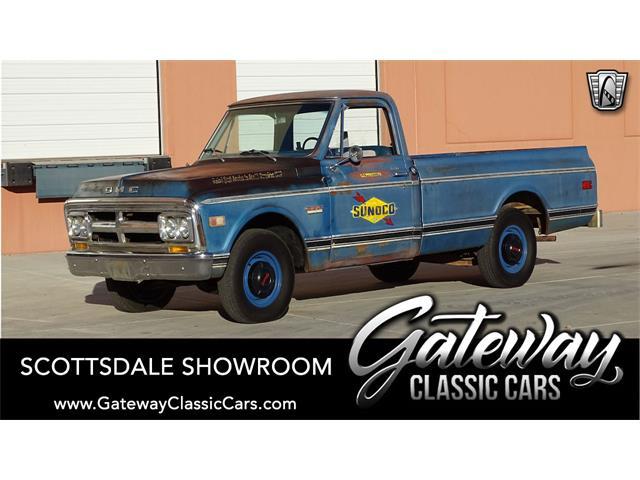 1969 GMC 1500 (CC-1429358) for sale in O'Fallon, Illinois