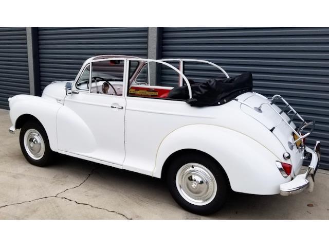 1960 Morris Minor (CC-1429378) for sale in Solana Beach, California