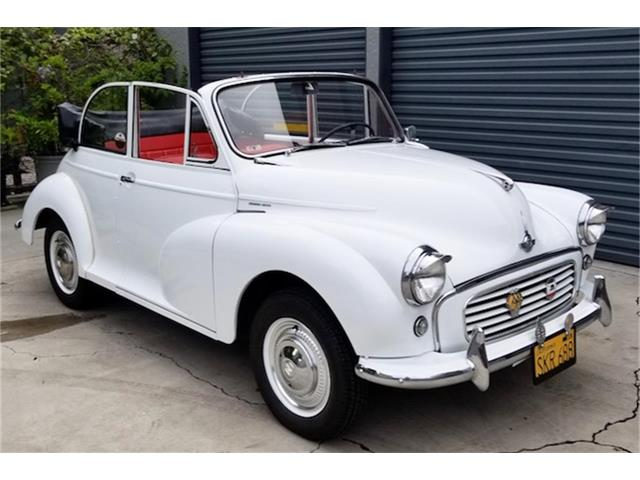 1960 Morris Minor (CC-1429378) for sale in Solana Beach, California