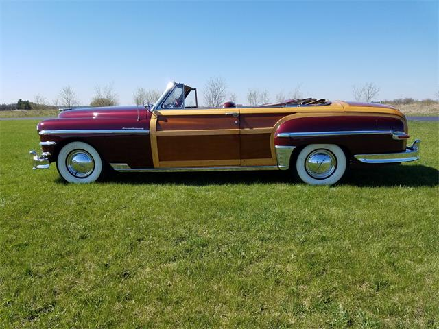 1949 Chrysler Town & Country (CC-1429386) for sale in Rochester, Minnesota