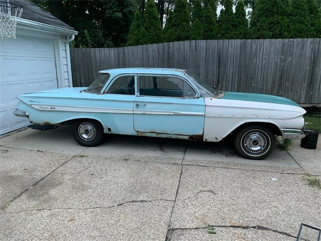 1961 Chevrolet Impala (CC-1429388) for sale in Milwaukee , Wisconsin