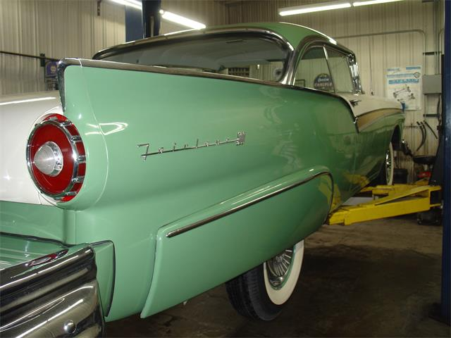1957 Ford Fairlane 500 (CC-1429390) for sale in scipio, Indiana
