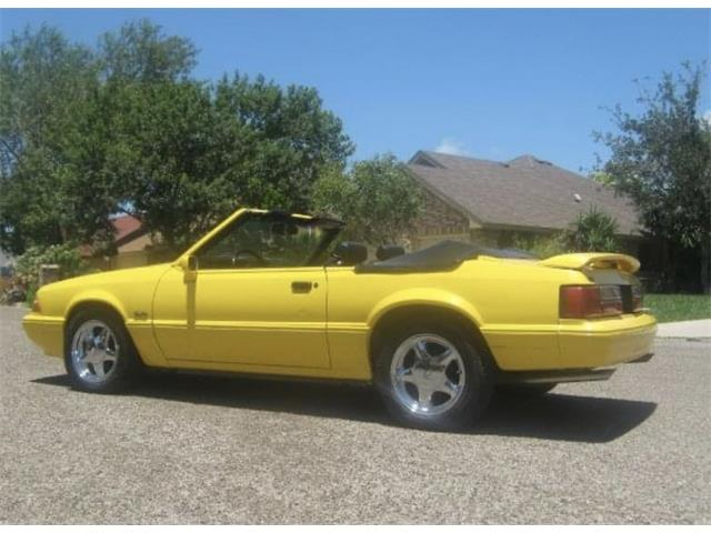 1993 Ford Mustang (CC-1429394) for sale in  Brownsville, Texas
