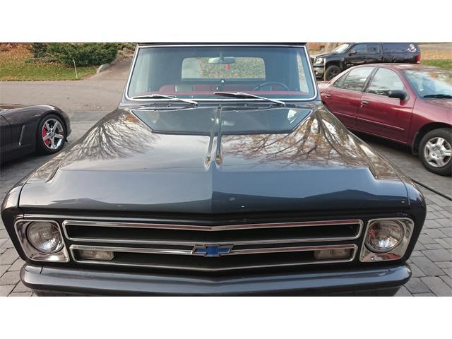 1967 Chevrolet C10 (CC-1429395) for sale in Mississauga, Ontario