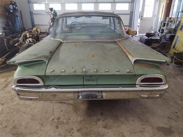1960 Ford Fairlane (CC-1429401) for sale in Parkers Prairie, Minnesota