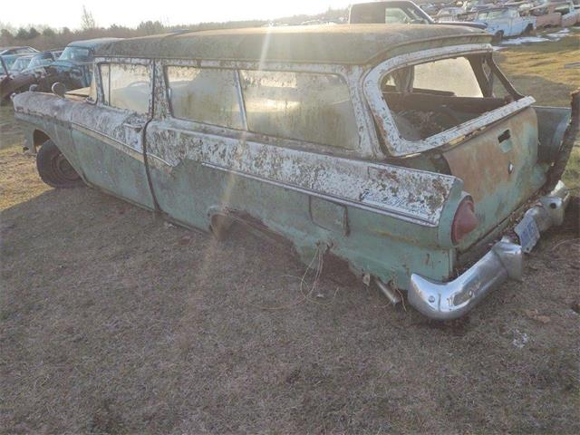 1957 Ford Station Wagon (CC-1429402) for sale in Parkers Prairie, Minnesota
