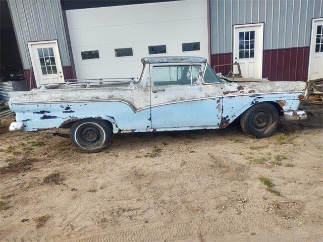 1957 Ford Ranchero (CC-1429404) for sale in Parkers Prairie, Minnesota