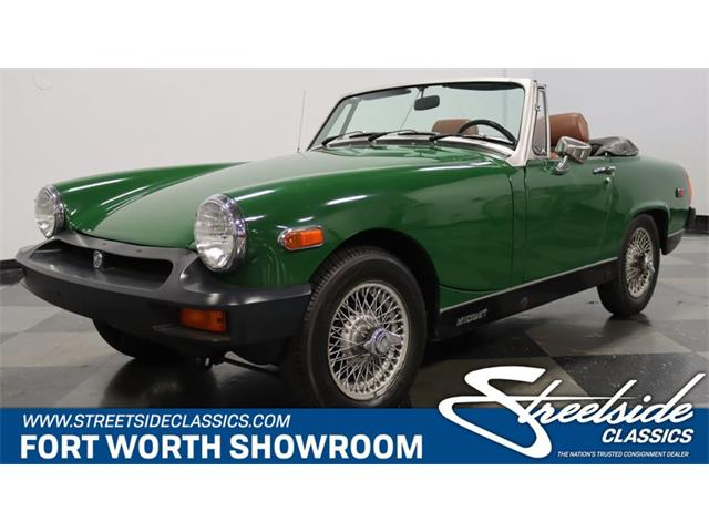 1977 MG Midget (CC-1429409) for sale in Ft Worth, Texas