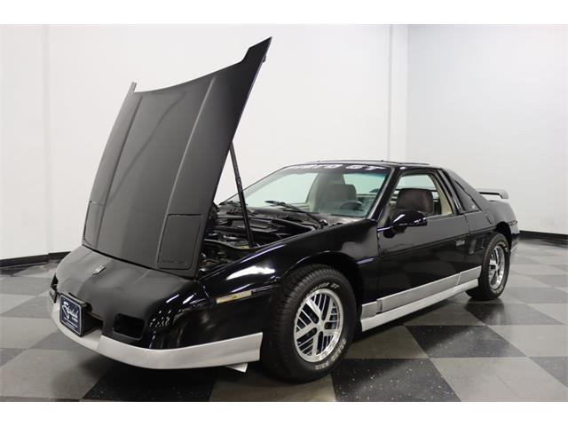 1985 Pontiac Fiero (CC-1429411) for sale in Ft Worth, Texas
