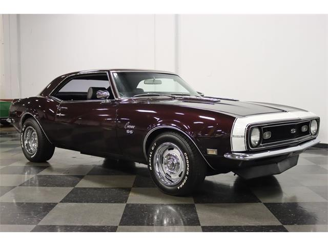 1968 Chevrolet Camaro (CC-1429416) for sale in Ft Worth, Texas
