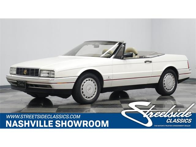 1992 Cadillac Allante (CC-1429419) for sale in Lavergne, Tennessee