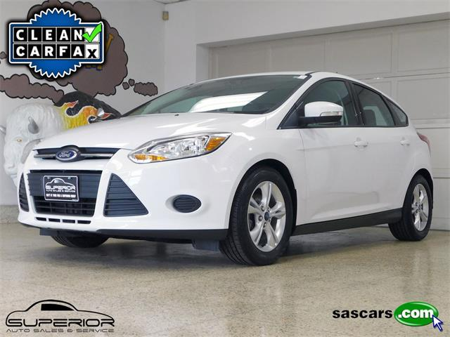 2014 Ford Focus (CC-1429422) for sale in Hamburg, New York