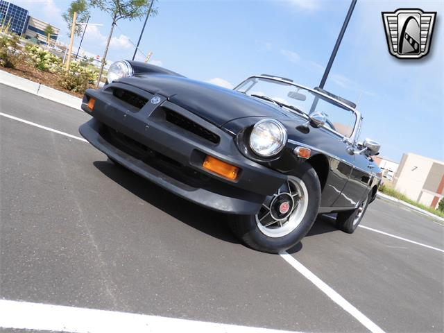 1980 MG MGB (CC-1429430) for sale in O'Fallon, Illinois